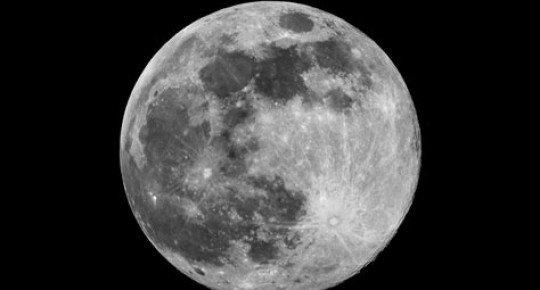 Le seul satellite naturel terrestre… la Lune !